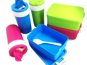 FG-181 lunch box set
