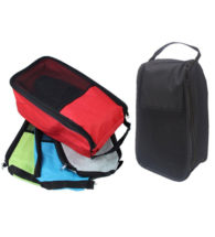 FG-120 600D Nylon Mesh Knit Shoe Bag