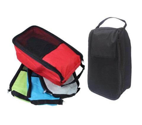 FG-120 600D Nylon Mesh Knit Shoe Bag