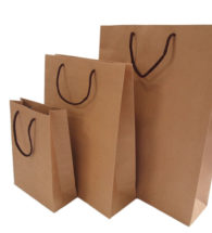 FG-114 Brown Craft Paper Carrier (Refer Search FG=114 For Sizes)