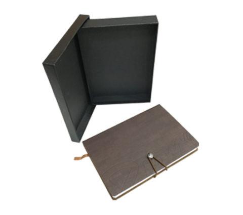 FG-174 PU Note Book w/ black box