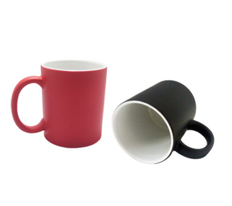 FG-211 Color Changing Mug (Red)