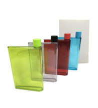 FG-227 440ml Rectangular PC Bottle