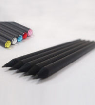 FG-242 HB Pencil with colored acrylic