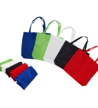 FG-254 210D Foldable Carrier Bag