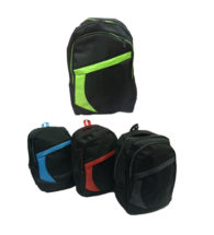 FG-289 600D Backpack with 3 compartments