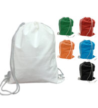 FG-294 220 gsm Canvas Drawstring Bag
