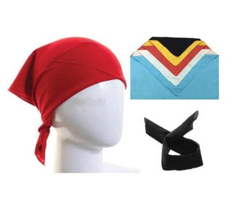 FG-305 Bandana/ Handkerchief / Scarf