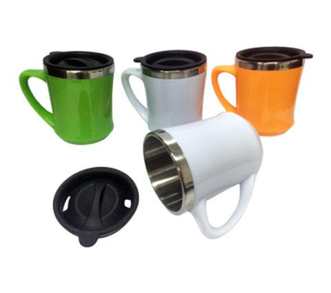 FG-349 12oz iMac Stainless Mug