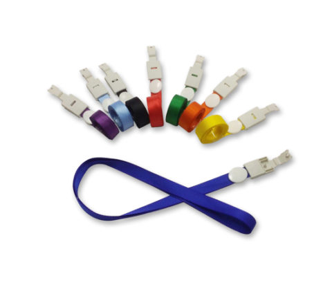 FG-36 15MM Polyester Lanyard With Stopper