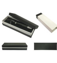 FG-811 Black Pen Box with white sleeve