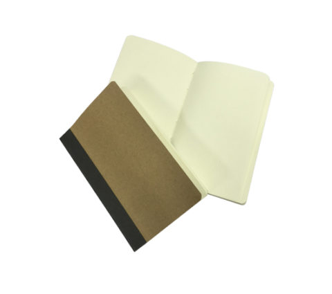 FG-823 A6 Eco friendly notebook with 80 sheets blank pages