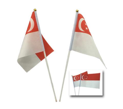 FG-832 Mini Singapore Flag