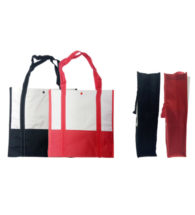 FG-834 600D 2 tone Carrier Bag