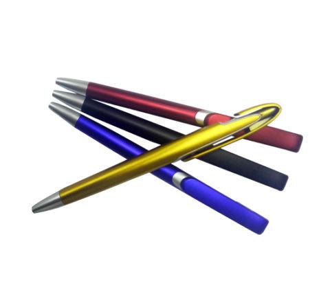 FG-836 Metallic Plastic Pen with Black Ink
