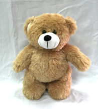 FG-845 30cm Brown Standing Bear (Big)