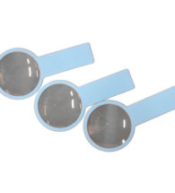 FG-336 Round Bookmark Magnifying Glass