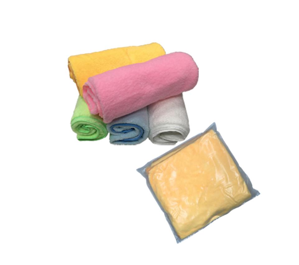 Where To Buy Travel Towel In Singapore: FG-192 300gsm Microfibre Bath Towel